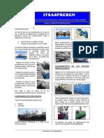 acceso y salida de puertos