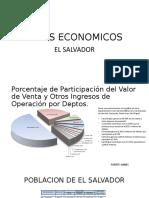 Datos Economicos El Salvador