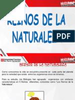 Clase de Ecologia Clasificacion y Ecosistemas