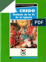 Emiliano Jiménez- El Credo Símbolo de la fe de la Iglesia.pdf