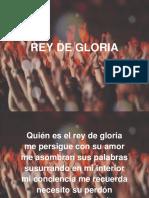 Rey de Gloria