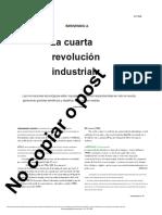 HBS - The Fourth Industrial Revolution.en.Español