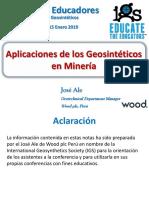 T13 - Geosintéticos en Minería - Ale.pptx