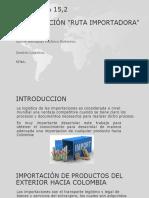 Evidencia 15 2 Presentacion Ruta Importadora convertido..docx