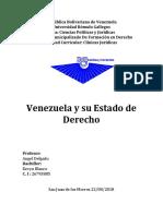 Venezuela y su Estado de Derecho.docx