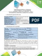 Guía de Actividades y Rúbrica de Evaluación, Fase 2 - Interpretar Los Parámetros Hidrogeológicos y Movimientos Del Agua Subterránea (3)