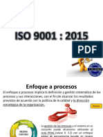 ISO 9001 2015 Version Corta