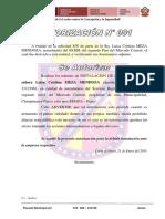 Autorizacion N° 001 Para Instalacion de Agua ante EMAPA .docx