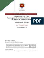 Mindfulness y el Yoga. Impacto en niños.pdf
