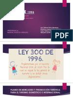 LEY 300 DE 1996 PDF