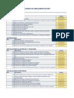 Dossier de implementación de oficina