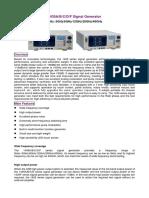 Ceyear1435D Signal Geneator