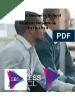 Student Handbook 2019 - Sussex Business School.docx
