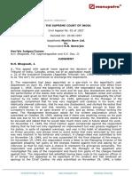 Martin Burn Ltd vs RN Banerjee 20091957 SCs570081COM159189
