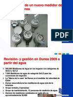 PUM New Watermeter Dunea Spanish