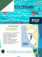 Relieve de La Costa