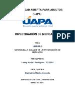 Lessy - Investigacion de Mercados