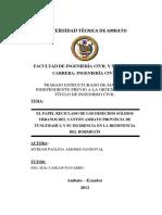 EL PAPEL RECICLADO DE LOS DESECHOS SÓLIDOS URBANOS DEL CANTÓN AMBATO PROVINCIA DE TUNGURAHUA Y SU INCIDENCIA EN LA RESISTENCIA DEL HORMIGÓN.pdf