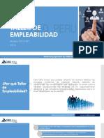 Introduccion MODULO 1 _ Taller de La Empleabilidad v2 _ Cs