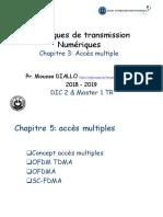 Com Num Chapitre 3 Acces Multiple
