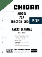 Clark  TCM 75A Parts Manual.pdf