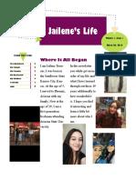 publisher application newsletter mylife
