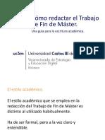 Cómo redactar el Trabajo de Fin de Máster_1550513089