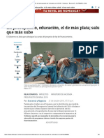 Distribución Del Presupuesto de Colombia en El 2019 - Sectores - Economía - ELTIEMPO.com