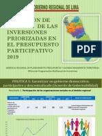 Rendicion de Cuentas 2019-1