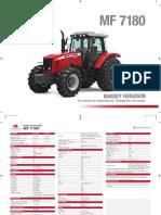 Tractor mrf 440