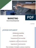 S1 - Marketing