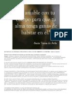 Efados - Valeria Sabater