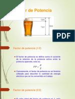 Factor de Potencia - Kvar.pptx