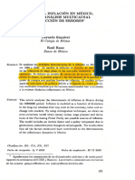 Esquivel Razo_Fuentes de La Inflacion en Mexico