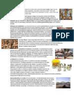 COSMOVISION MAYA, LAS ARTES MAYAS, PRINCIPIOS Y VALORES, GASTRONOMIA, LA EDUCACION..docx