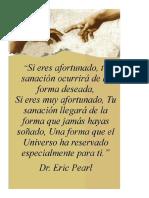 El Papel Del Sanador - Dr. Eric Pearl