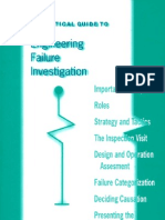 A Practical Guide to Engineering Failure Investigation - C. Matthews (1998) WW