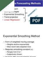 Forecasting_3_Exponential Smoothing Method (1).pptx