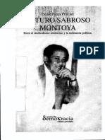 Pareja - Arturo Sabroso Montoya. Entre el sindicalismo autónomo y la militancia política