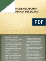 Laporan B.INDONESIA