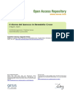 Il ritorno del barocco in Benedetto Croce.pdf