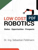 Low Cost Robotics eBook