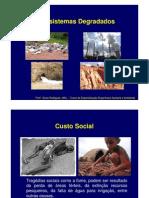 Biologia - Ecologia - I Ecossitemas Degradados