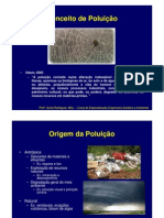 Biologia - Ecologia - II Poluição
