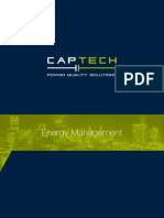 Captech Energy Management Support and Service Brochure