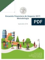 Documento Metodológico EFH 2017