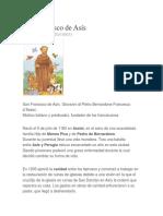 Biografia San Francisco de Asis.docx