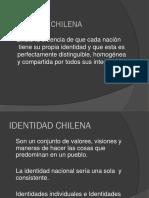 3 La Identidad Chilena