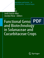 (Biotechnology in Agriculture and Forestry 70) Hiroshi Ezura, Tohru Ariizumi, Jordi Garcia-Mas, Jocelyn Rose (eds.) - Functional Genomics and Biotechnology in Solanaceae and Cucurbitaceae Crops-Spring.pdf
