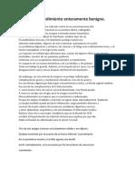 No es un procedimiento enteramente benigno    traduccion  pagina 79-105.docx